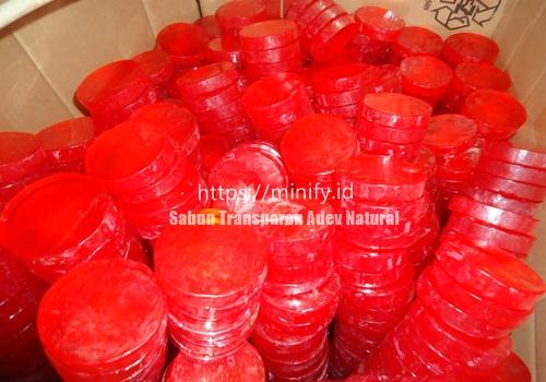 Sabun Batangan ADEV Natural