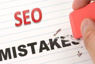 kesalahan blogger seo