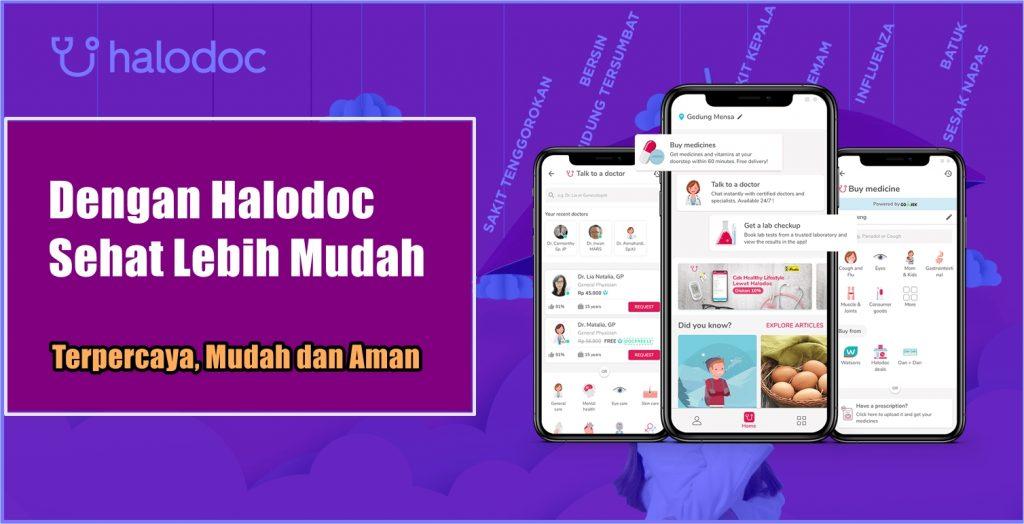 Keunggulan Aplikasi Halodoc