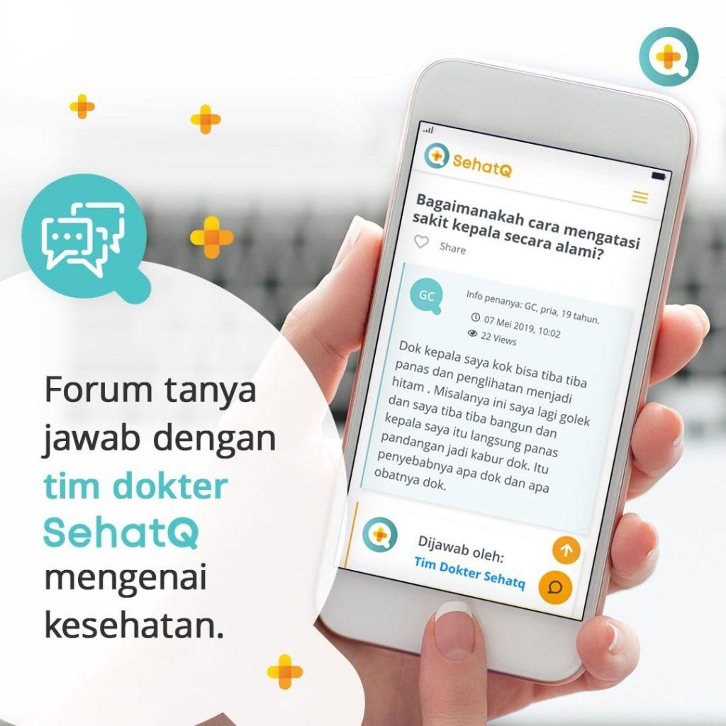 Forum Kesehatan SehatQ