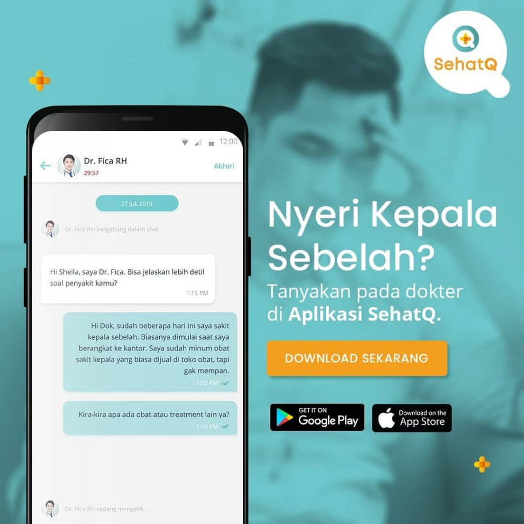 Chat Dokter SehatQ