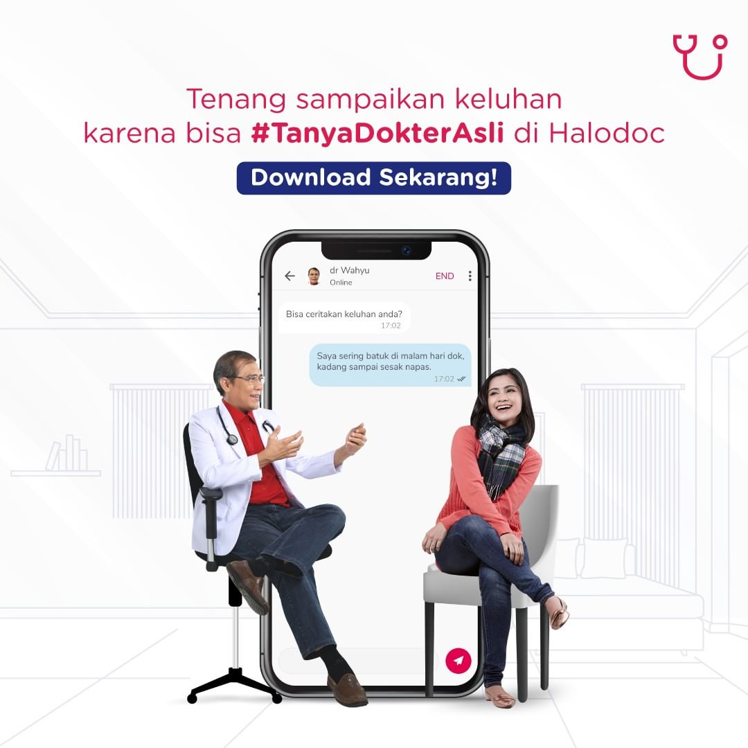 halodoc konsultasi dokter