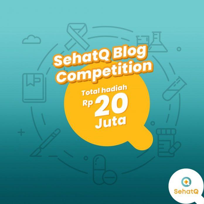 lomba blog sehatq
