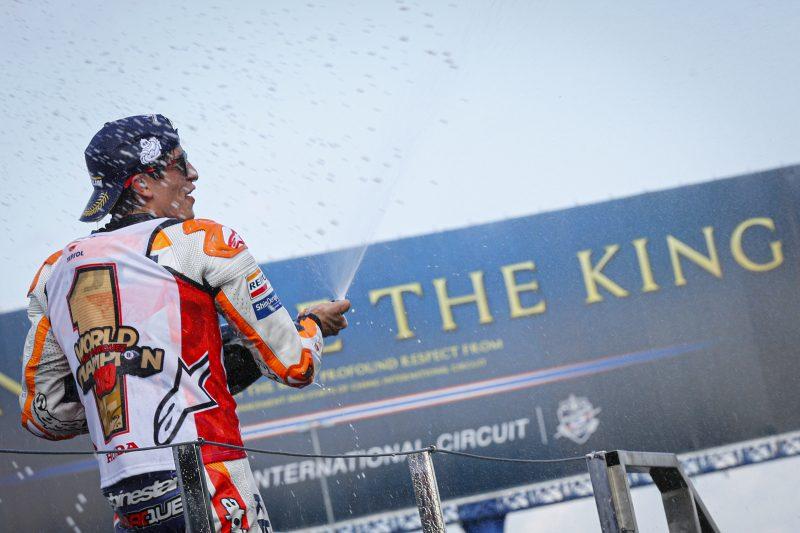 Ini alasan Marquez Jika Mau Pensiun dari MotoGP