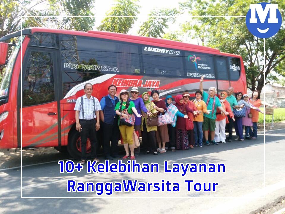 Kelebihan Layanan RanggaWarsita Tour