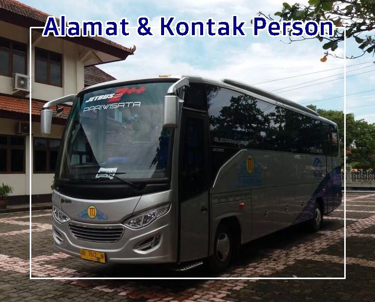 Alamat Sewa Bus Semarang