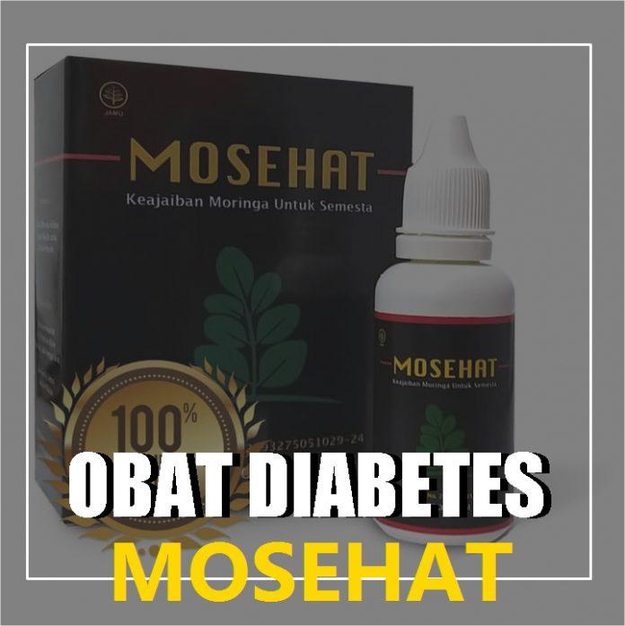 Obat Diabetes Mosehat