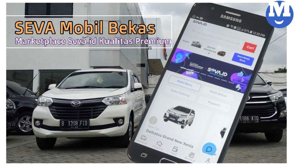 SEVA Mobil Bekas Premium