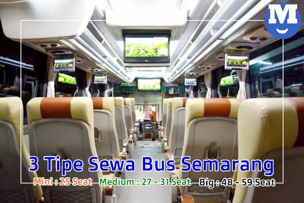 Tipe Sewa Bus Semarang