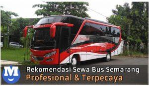 Sewa Bus Semarang profesional dan terpercaya
