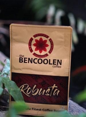 Robusta bencoolen coffee – powder 200g