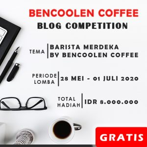 lomba blog competition bencoolen coffee