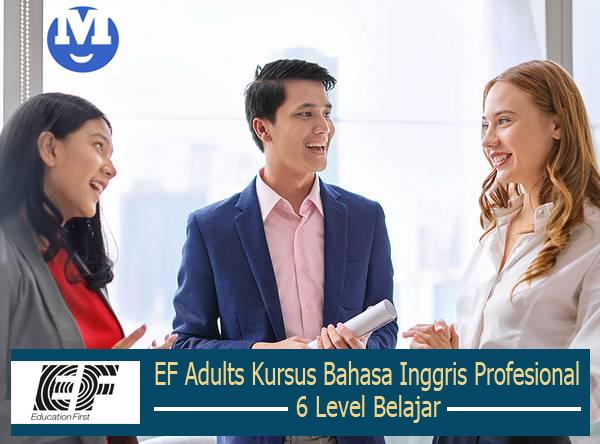 EF Adults Kursus Bahasa Inggris Profesional, Materi Terbaik