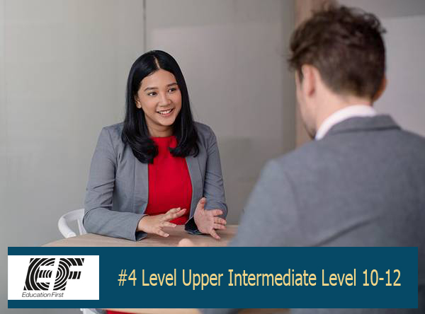EF Adults Level Upper Intermediate
